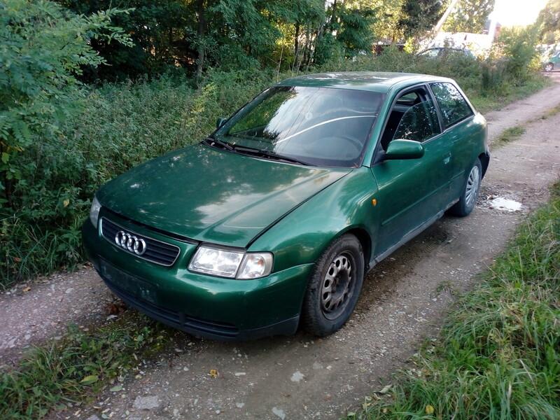 Audi A3 1999 y. parts