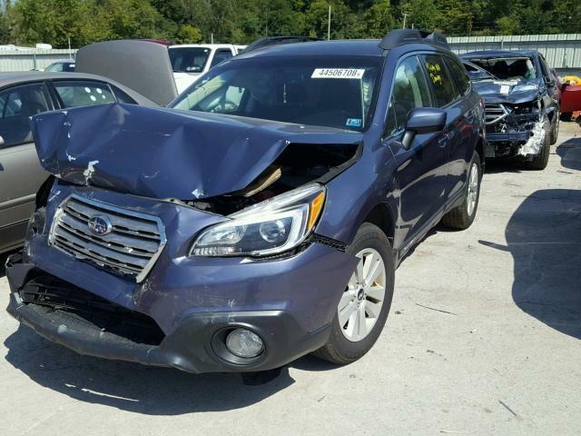 Subaru Outback 2016 m dalys