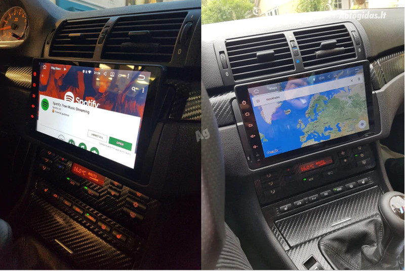Multimedia  bmw E46 Android
