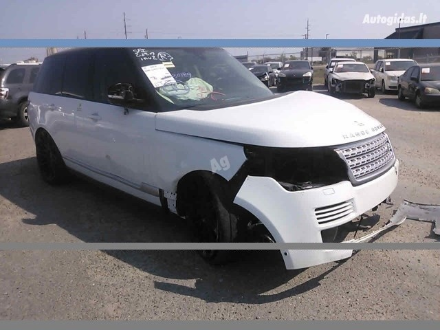 Land Rover Range Rover 508PS SUPERCHARGER 2014 m dalys