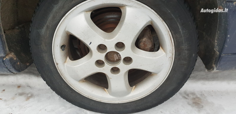 Opel Omega R16 light alloy  rims