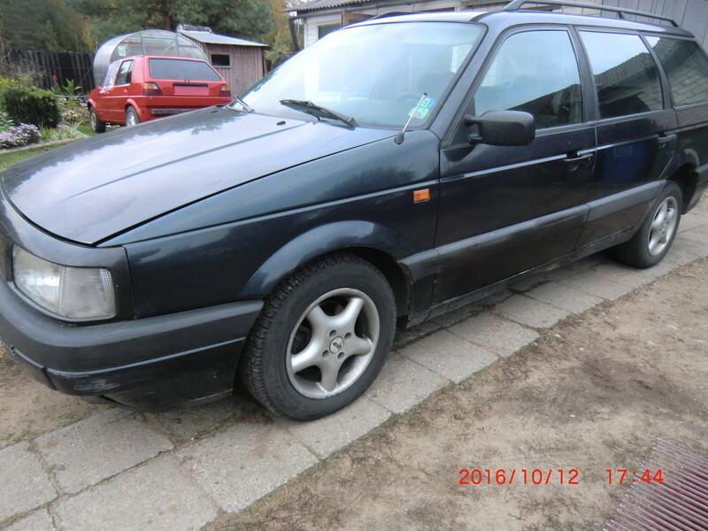 Volkswagen Passat B3 1992 m dalys