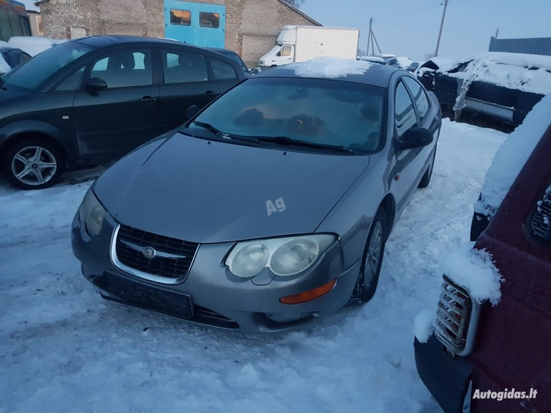 Chrysler 300M 2000 m dalys