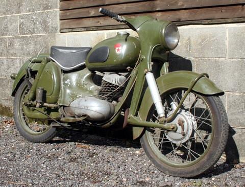 Senovinių motociklų supirkimas