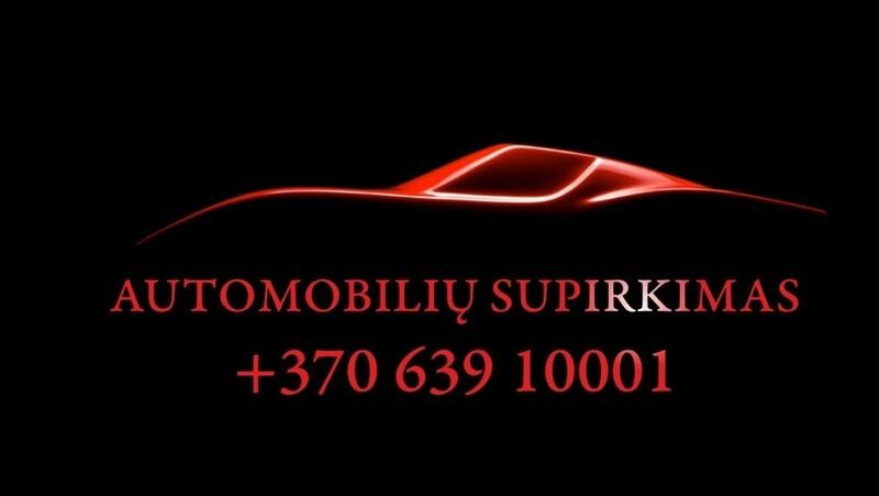 Visų markių  automobilių supirkimas 863910001