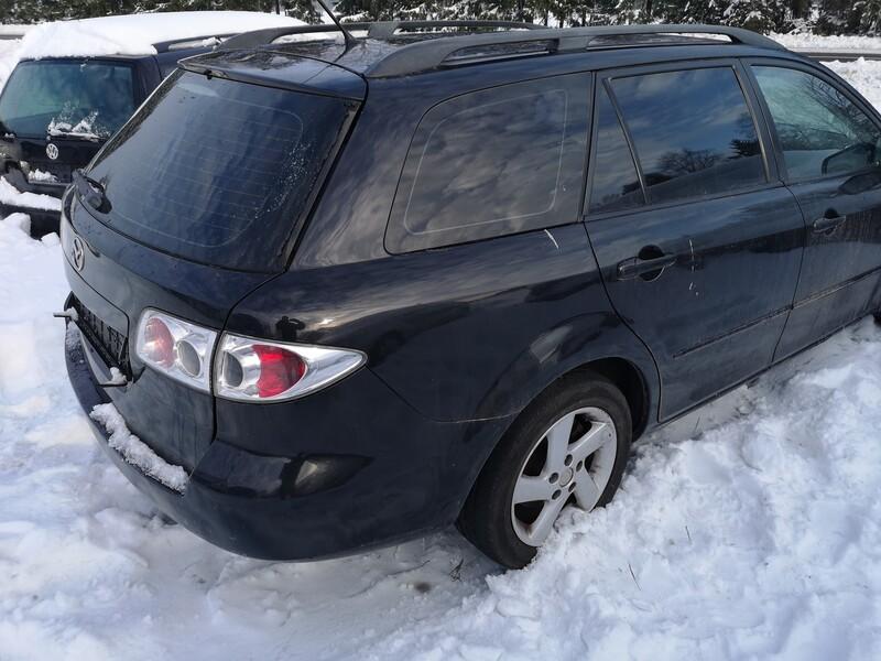 Mazda 6 2005 m dalys