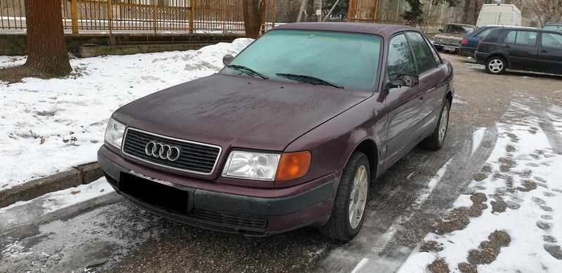 Audi 100 C4 85 kW 1993 m dalys