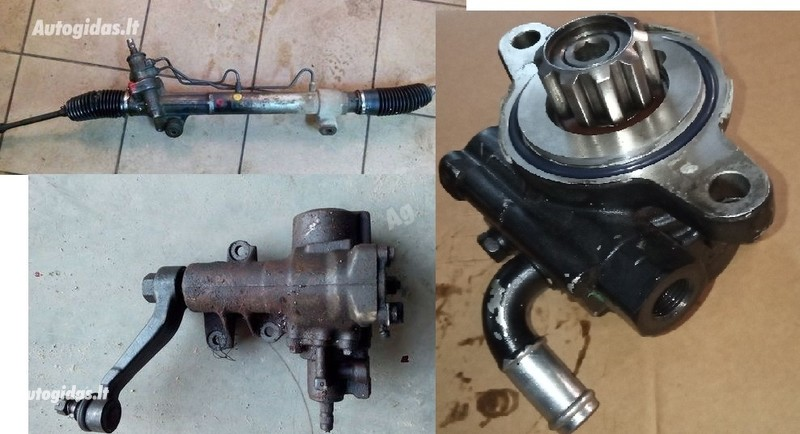 Toyota Hilux 2010 y. parts