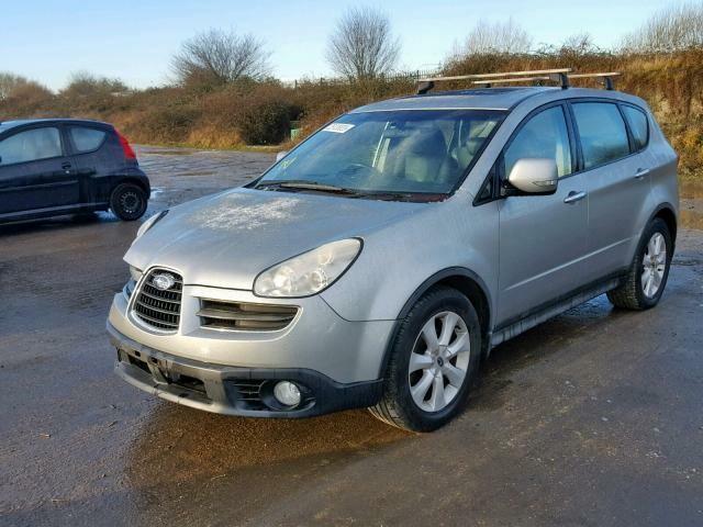 Subaru 2008 m dalys