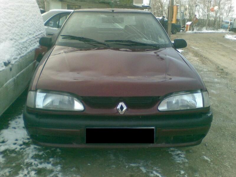 Renault 19 II 1995 m dalys