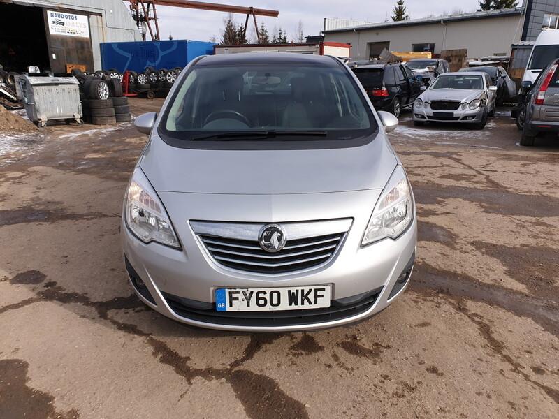 Opel Meriva I 2010 г. запчясти