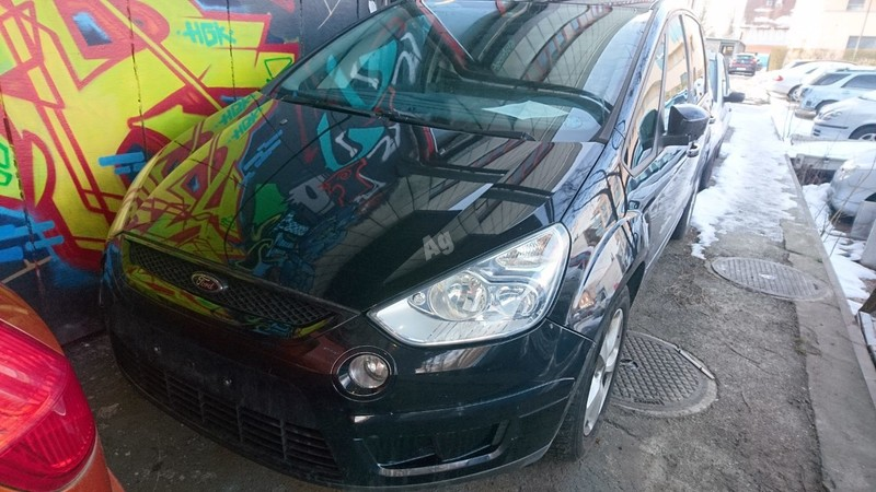 Ford S-Max 2008 m dalys