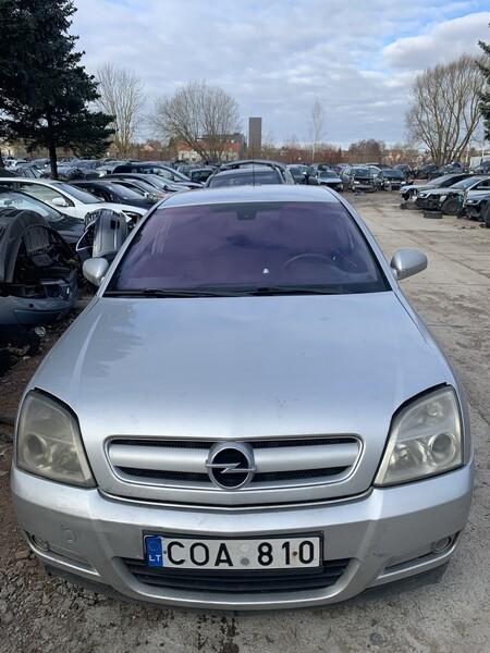Opel Signum 2004 m dalys