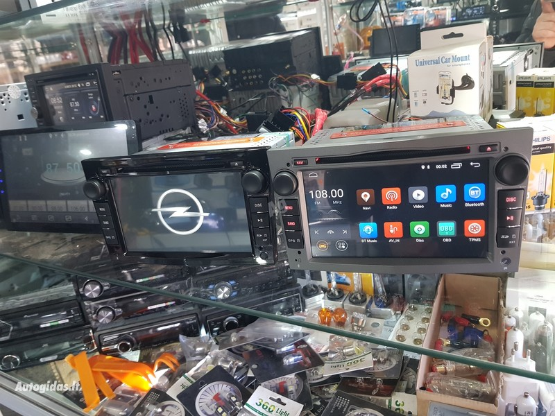 Multimedia  OPEL ANDROID