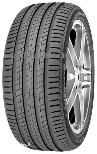 Michelin Latitude Sport 3 R16 vasarinės  padangos lengviesiems