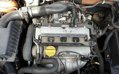 Opel Astra I 2002 y parts