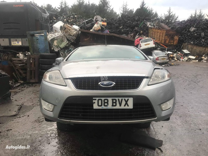 Ford Mondeo MK4 2008 y parts | Advertisement | 1023925802