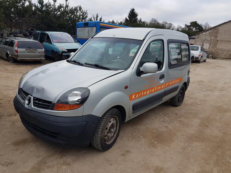 Renault Kangoo 2005 m dalys