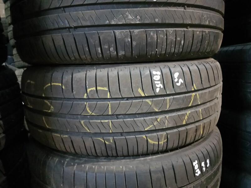 Michelin Dirbam sekmadieni R16 vasarinės  padangos lengviesiems