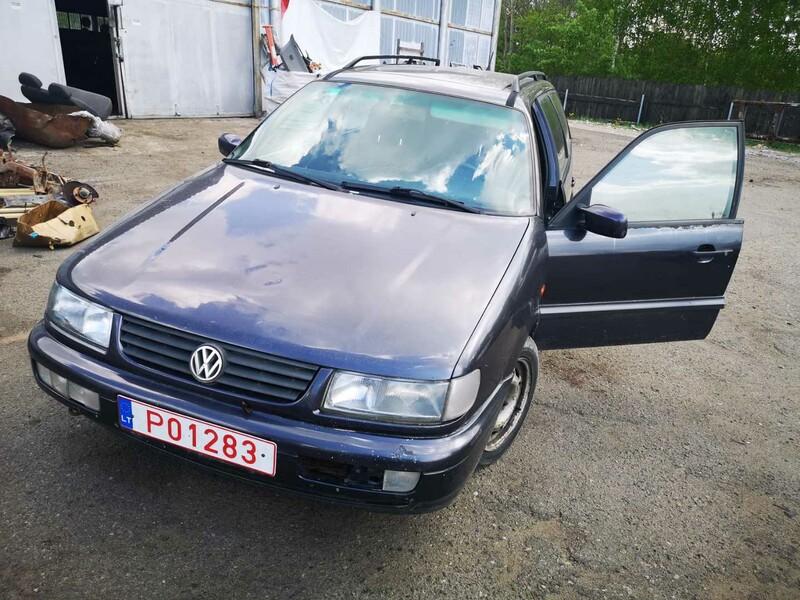 Volkswagen Passat B4 1994 m dalys