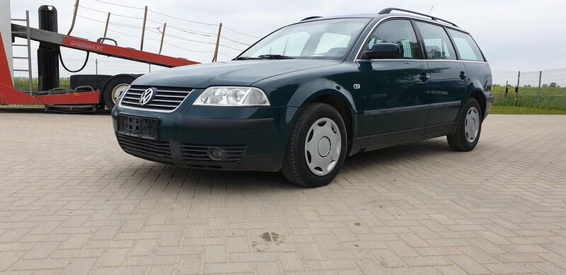 Volkswagen Passat B5 FL TDI Basis Dyzelinas  2001 m | Skelbimas | 0131853986 | Autogidas.lt