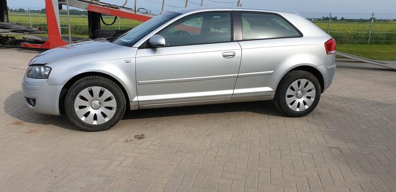 Audi A3 8P Attraction Benzinas  2003 m