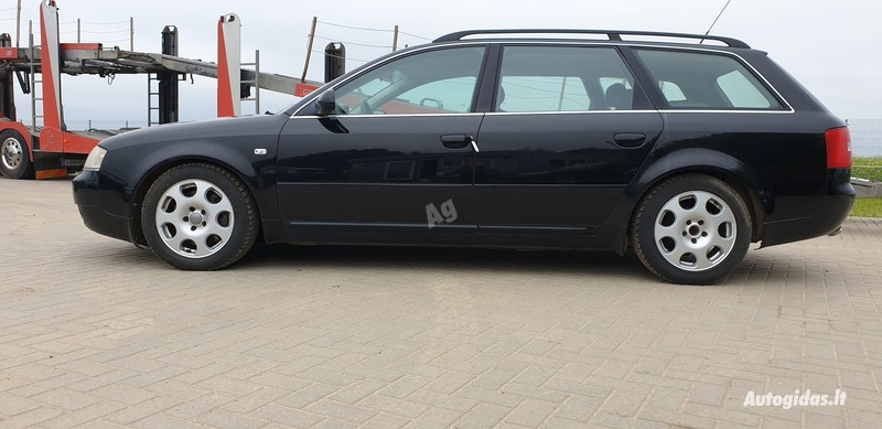 Audi A6 C5 TDI Multitronic Dyzelinas  2004 m