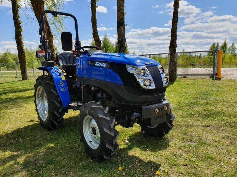 Traktorius  Solis Solis 20 2019 m