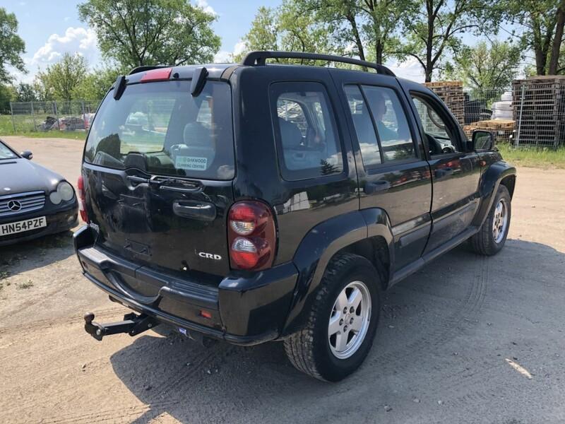 Jeep Cherokee Crd 2007 г запчясти