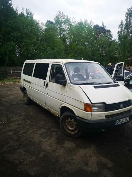 Volkswagen Transporter T4 1991 m dalys