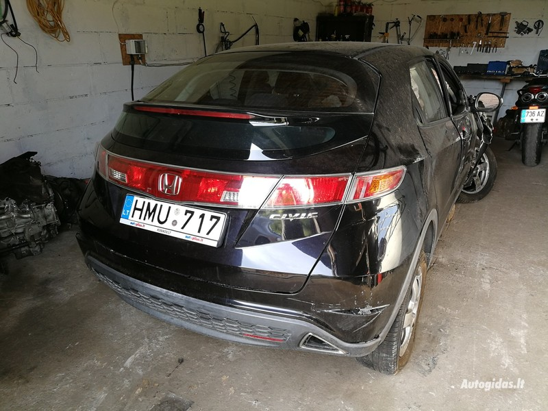 Honda Civic VIII 2008 г запчясти