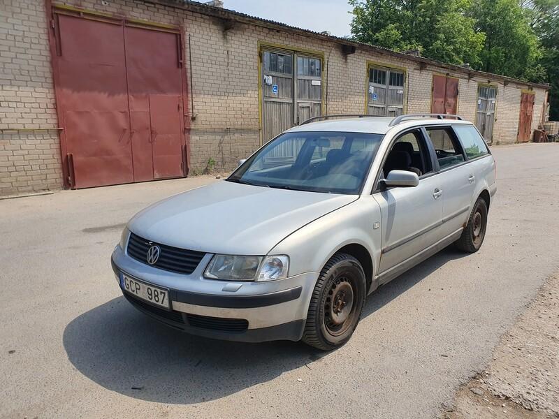 Volkswagen Passat B5 1.9 DYZELIS 85 KW 2000 m dalys