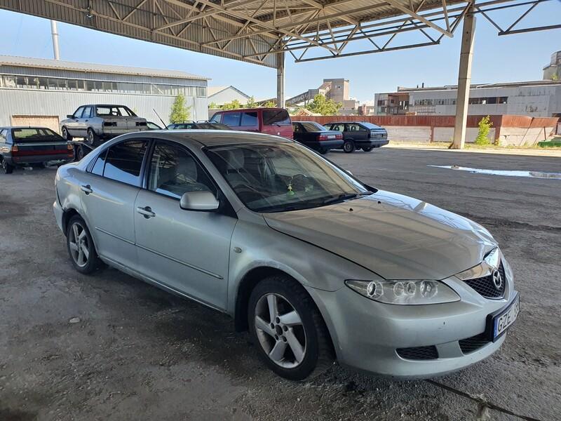 Mazda 6 I 2.0 BENZINAS 89 KW 2003 m dalys