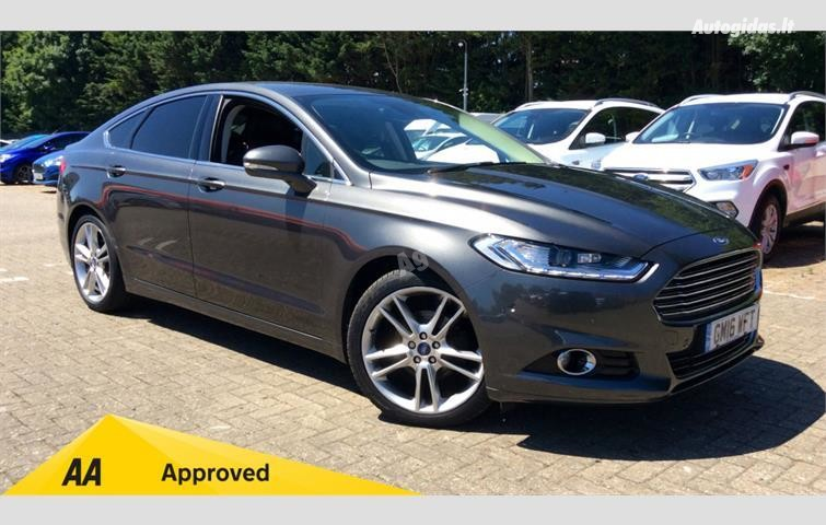 Ford Mondeo 2016 m dalys