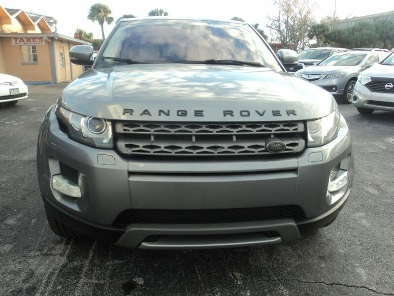 Land-Rover Range Rover Evoque 2013 m dalys