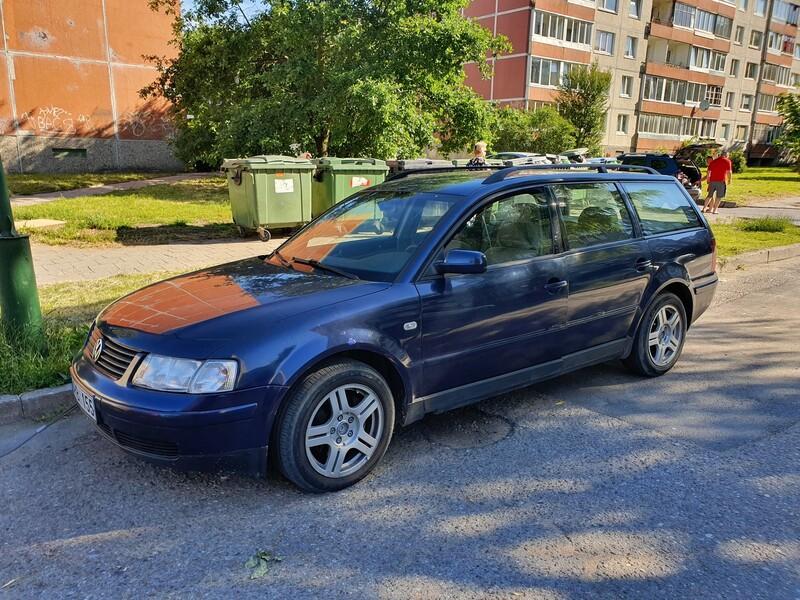 Volkswagen Passat B5 1.6 BENZINAS 74 KW 1998 m dalys