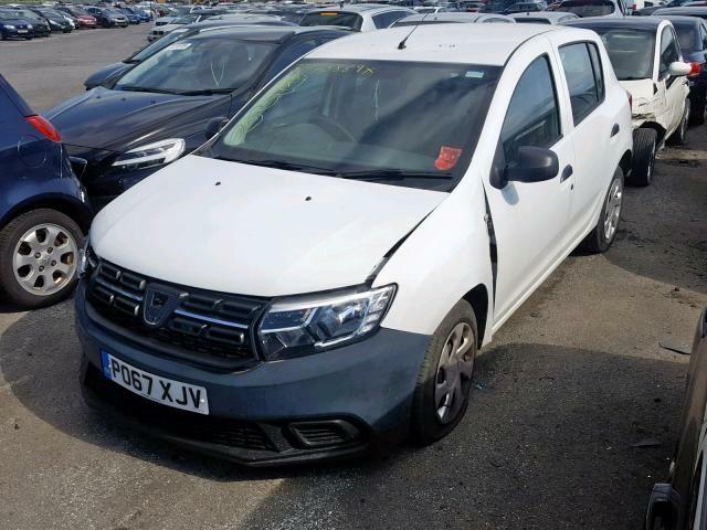 Dacia Sandero 2018 m dalys