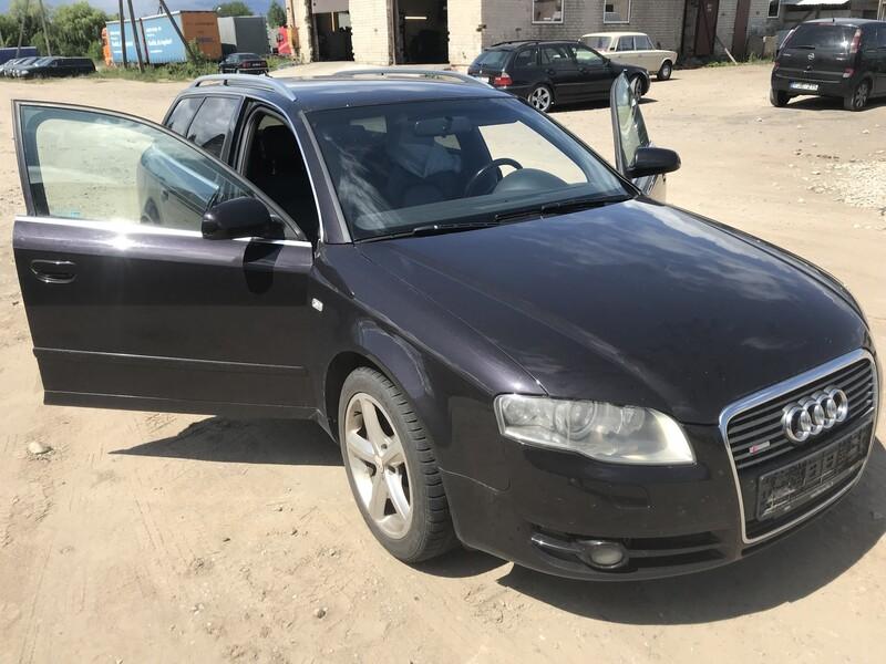 Audi 2006 г запчясти