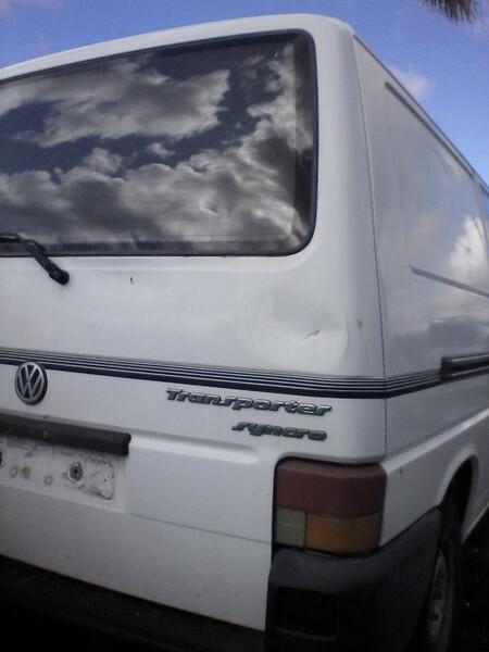 Volkswagen Transporter T4 1996 m dalys