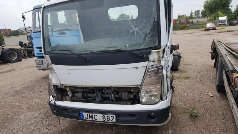 Furgonas, sunkvežimis iki 7,5t.  Renault  e 150 2010 m dalys