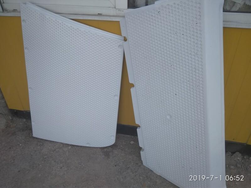 šaldytuvo apdailos , Priekaba, puspriekabė  2019 m dalys
