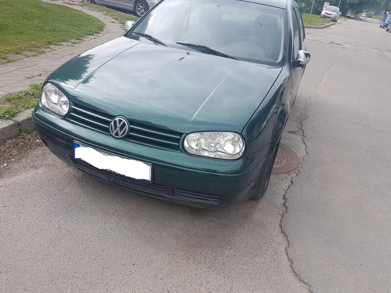 Volkswagen Golf III 1998 m dalys