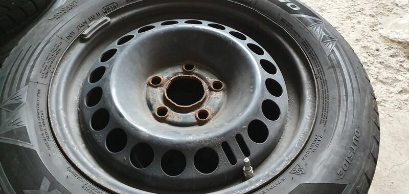 Opel Insignia R16 plieniniai štampuoti  ratlankiai