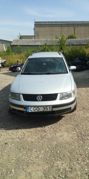 Volkswagen Passat 1999 m dalys