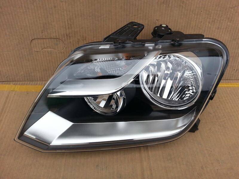 Volkswagen Amarok 2010 m dalys