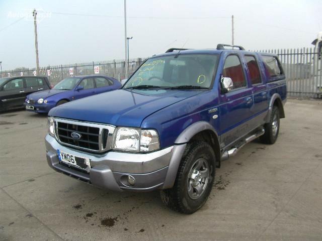 Ford Ranger 2006 m dalys