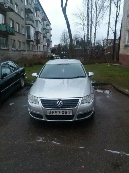 Volkswagen Passat B6 2007 m dalys