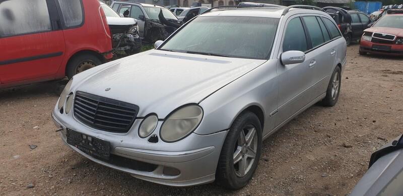 Mercedes-Benz E Klasė 2005 m dalys