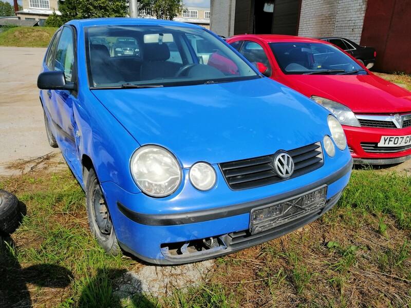 Volkswagen Polo 2003 m dalys