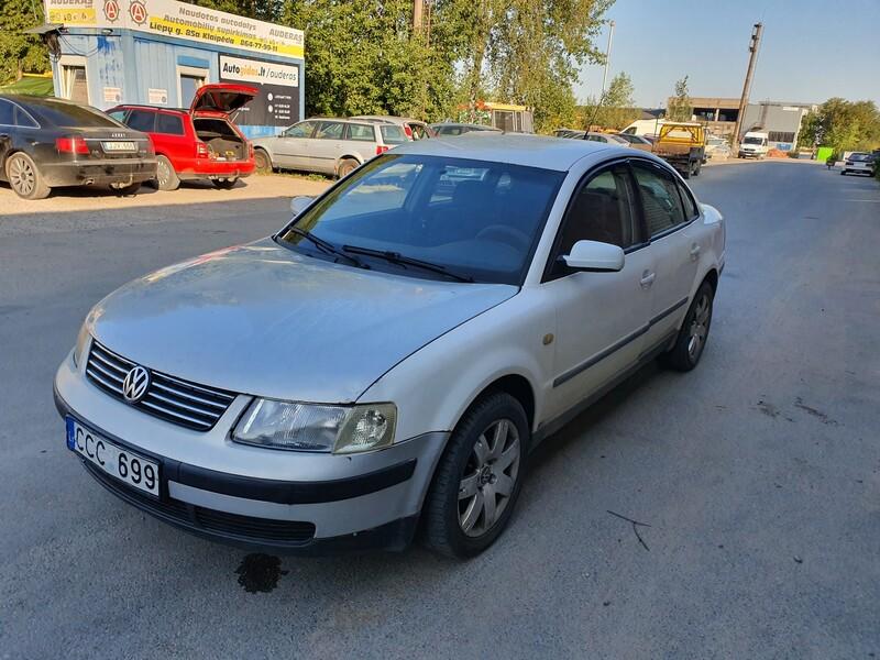 Volkswagen Passat B5 1.9 DYZELIS 81 KW 1999 m dalys